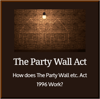 More Information on The Party Wall etc. Act 1996